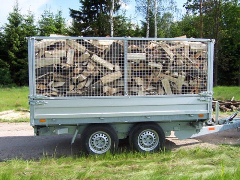 6 Schüttraummeter - Nadelholz, trocken